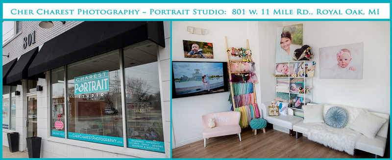 Cher Charest Photography, LLC ~ Oxford MI & Naples FL